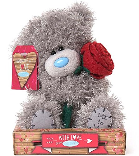 """7"""" Love You Rose Me to You Bear for sale  Delivered anywhere in Ireland"""