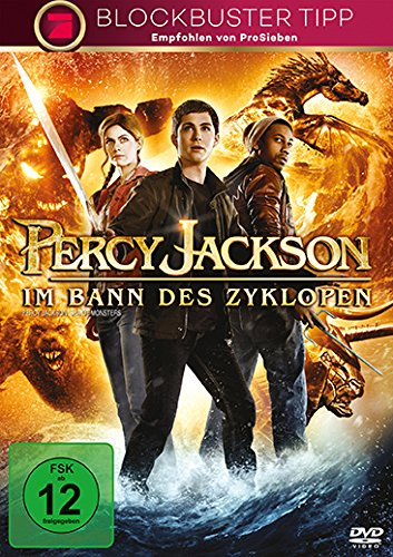 Bild von Percy Jackson - Im Bann des Zyklopen