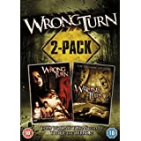 Wrong Turn / Wrong Turn 2: Dead End Double Pack [DVD] [2003] by Eliza Dushku
