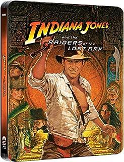 Indiana Jones - Raiders of the Lost Ark - Exklusive Limited Steelbook Edition (inkl. Deutscher Ton / auf 4000 Stk. geprägt) (Jä