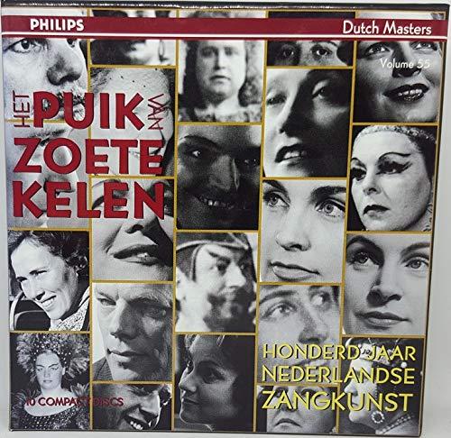 Honderd Jaar Nederlandse Zangk (Box Von Dutch Master)