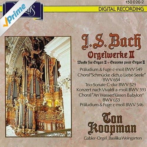 Konzert nach Vivaldi in A Minor, BWV 593: Konzert nach Vivaldi in A Minor, BWV 593: II. Adagio