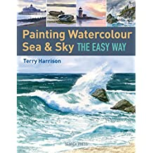 Painting Sea & Sky in Watercolour the Easy Way
