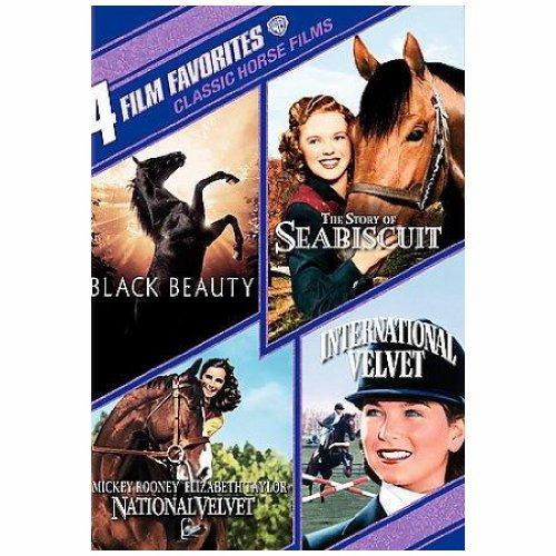Classic Pferd Filme: 4Film Fav