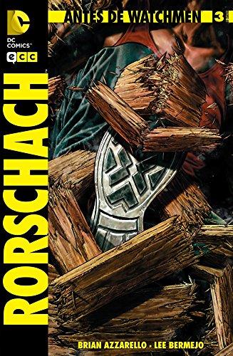 Antes de Watchmen: Rorschach núm. 03