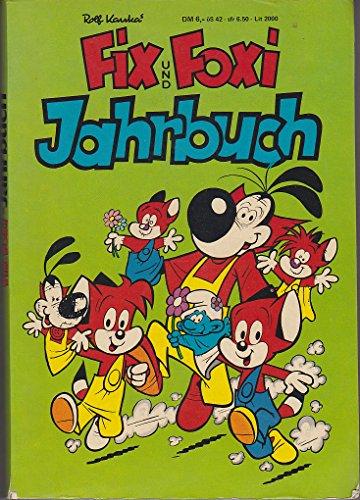 FIX UND FOXI  Jahrbuch 1976/7 (0-1-) TOPP