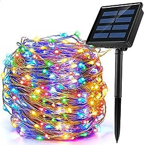 Ankway 200 LED Guirnalda Luces