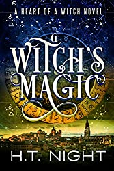 A Witch's Magic (Heart of a Witch Book 2) (English Edition)
