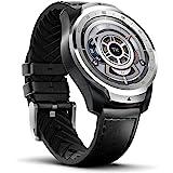 Ticwatch Pro 2020 Smartwatch 1 GB RAM, gelaagd display voor lange batterijduur, Wear OS by Google, NFC, 24-uurs hartslag, GPS
