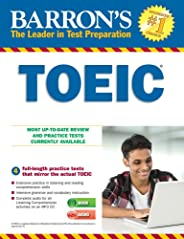 Barron's TOEIC with MP3 CD, 7th Edition