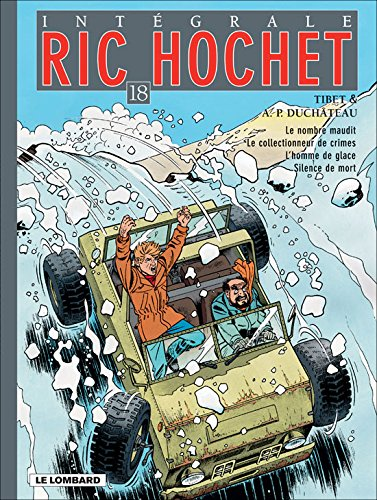 Ric Hochet - Intégrale - tome 18 - Ric Hochet - Intégrale