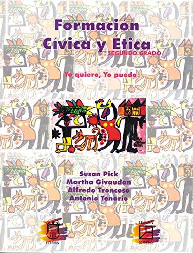 Formacion civica y etica/Civics and Ethics: 2 por Susan Pick