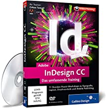 Adobe InDesign CC - Das umfassende Training