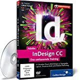 Software - Adobe InDesign CC - Das umfassende Training