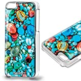 skinotm Skin Case Gravity 3d Case Cover Hands-Free Selfie Resin Gel Ultra Thin Bumper iPhone 55S If 66S 78Plus x Anti-scratch Anti-Gravity 100% UV Protection Liner summer-case iPhone 8 Plus SM-1