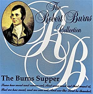 Robert burns collection the burns supper for Burns supper order of service