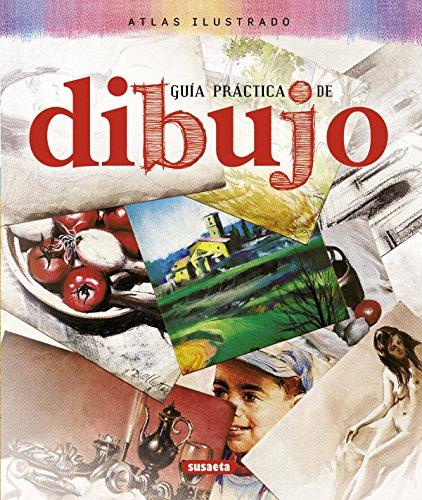 Atlas ilustrado guía práctica de dibujo por Susaeta Ediciones S A