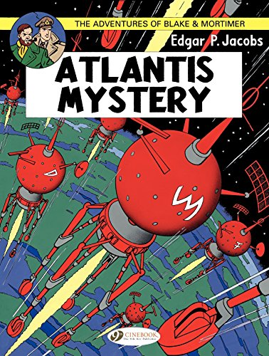 Atlantis mystery