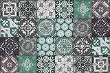 Queence   Cocina Protección antisalpicaduras, diseño de baldosas designersgroup   Aluminio Dibond   baldosas Protección para el Horno   Cocina   Cocina Azulejos   Azulejos Espejo   Posterior