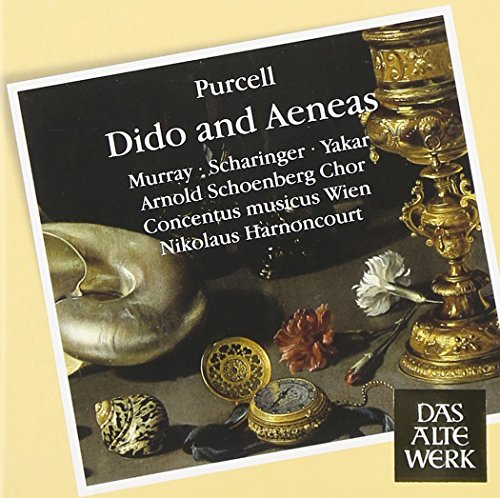 Purcell : Dido and Aeneas (DAW 50)