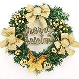 AN-LKYIQI Adornos navideños adornos ornamentos oro rojo artesanía , gold