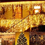 BUOCEANS®LED Catena Luminosa, 216 LED 5 m Natale decorazione luci, LED Stringa Illuminazione, LED...
