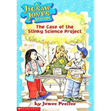 The Case of the Stinky Science Project (A Jigsaw Jones Mystery, 9)
