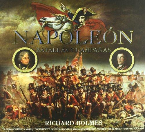 Descargar Libro Napoleon (TESOROS DE LA HISTORIA) de Richard Holmes