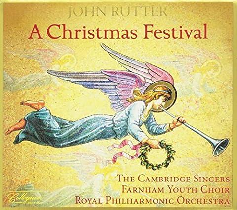 Rutter - A Christmas Festival by Farnham Youth Choir (2008-10-14)