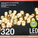 320 LED DELUXE 27 METER *MAGIC* WEIHNACHT-LICHTERKETTE~WARMWEISS~IP44~WEIHNACHTSBELEUCHTUNG~DEKO~WEIHNACHTSDEKO~