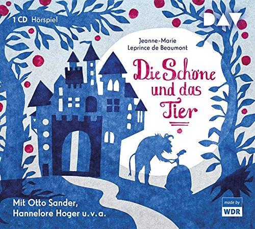 Die Schöne und das Tier: Hörspiel mit Hannelore Hoger, Otto Sander u.v.a. (1 CD) (Biest-buch Die Das Schöne Und Und Cd)