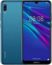 Huawei Y6 Prime 2019 6.09 inch FullView Dewdrop Display Smartphone with Dual Camera, 2GB+32GB, Android 9.0 Sim-Free, Sapphire