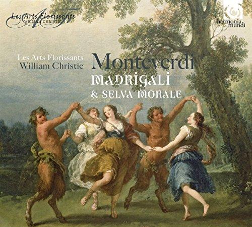 Monteverdi: Madrigali & Altri Canti Test