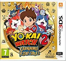 3DS Yo-Kai Watch 2: Carnánimas