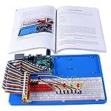 SunFounder Super Starter Learning Kit V3.0 for Raspberry Pi 3, 2 Model B & 1 Model B+, Including 123-Page Instructions Book for Beginners hergestellt von SunFounder