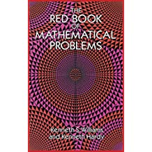 The Red Book of Mathematical Problems (Dover Books on Mathematics)