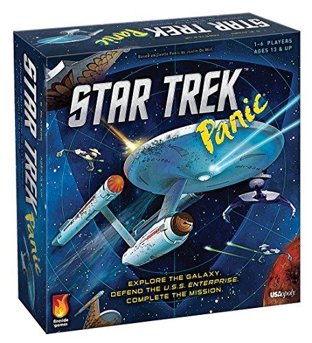 USAopoly Star Trek – Panik Brettspiel