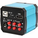 37 MP przemysłowy mikroskop 37 MP 1080p 60 FPS HDMI USB kamera przemysłowa z adapterem konwersji, 37 MP C/CS kamera przemysło
