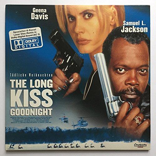Bild von The long kiss goodnight - Tödliche Weihnachten (Laserdisc)