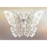 Lampadario Lampada a Sospensione Design Farfalla Soffitto Arredamento