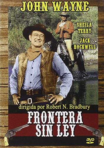 Frontera sin Ley [Edizione: Spagna]