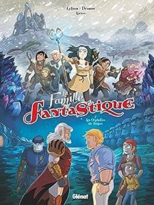 """Afficher """"La Famille fantastique n° Cycle 1 - Tome 2 Les Orphelins de Targas"""""""