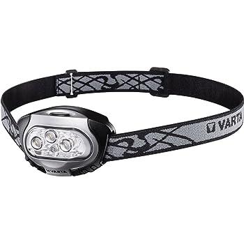 Varta LED x4 Headlight with 3xAAA Batteries