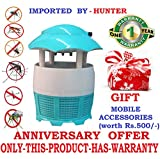 #2: HUNTER - Premium Quality Imported INTELLIGENT DOUBLE POWERED Mosquito / Insect Killer