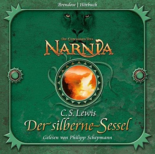 Die Chroniken von Narnia. Der silberne Sessel. 5 CDs (Hörspiel Narnia)