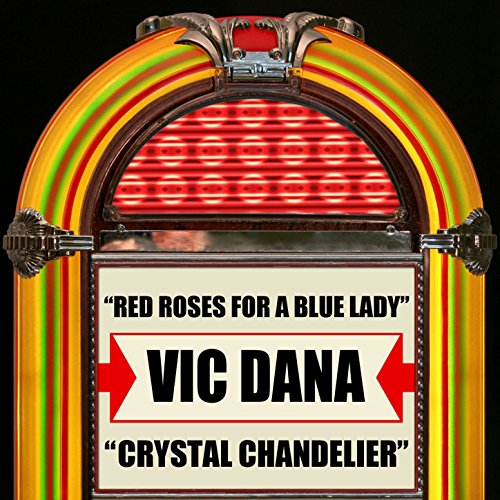 Red Roses For A Blue Lady / Crystal Chandelier (Rose Crystal Blue)