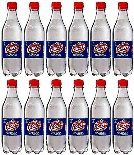 La Casera Gaseosa Caja De 12 Botellas De 50 Cl.