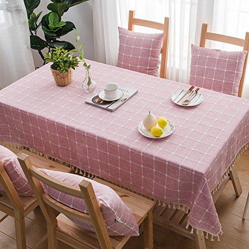 ke 1 modern,Minimalismus Gingham Rechteck & länglich Waschbar Dekoration Restaurant Küche Aus stoff-C 85x85cm(33x33inch) (Einfachheit Halloween-muster)