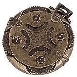 Runder Cryptex USB-Laufwerk - 16 GB