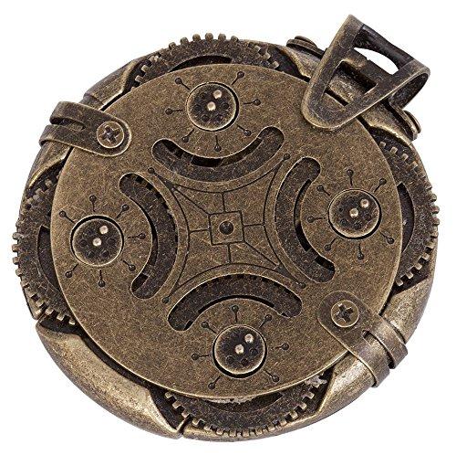 Runder Cryptex USB-Laufwerk - 32 GB
